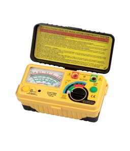 1132IN Series: Analogue (1kV below) Insulation Tester