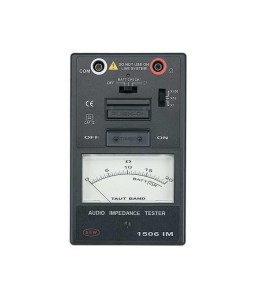 1506 IM Audio Impedance Tester