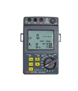 1612 EL Digital RCD Tester