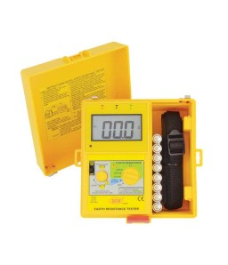 1820 ER 3 Wire Digital Earth Resistance Tester