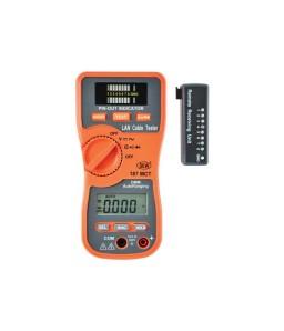187 MST LAN Cable Tester & Digital Multimeter