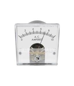 2018R AC Analog Panel Meter - Made in USA (Analog Meter)