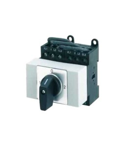 Salzer Changeover Switch 20A-125A