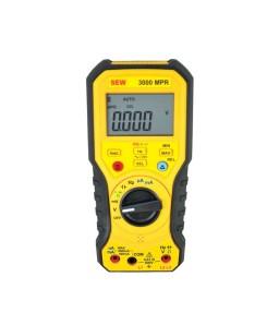 3000 MPR Digital Multimeter and Phase Rotation Tester