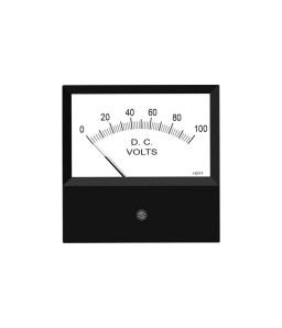 4025 DC Analog Panel Meter