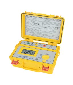 4120 ER 3 Wire Digital Earth Resistance Tester