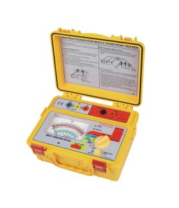 4167 MF Insulation & Multifunction Tester (LCD)