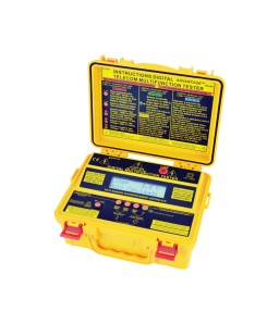 4715TMF Digital Insulation & Multifunction Tester