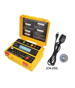 4236ER 4-Wire Digital Earth Resistance and Resistivity Tester