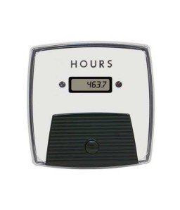 503-HRD Elapsed Time Meter with LCD Display