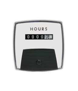 502HRM Elapsed Time Meter (Mechanical)
