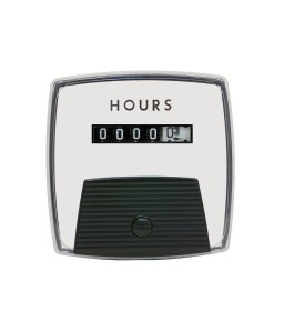502HRM AC Elapsed Time Analog Panel Meter