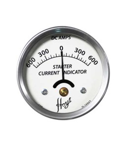 Hoyt 629 Starter Current Indicator