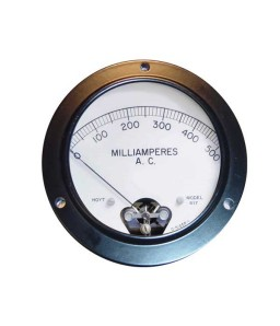 617 AC Analog Panel Meter