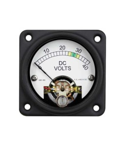 635MM AC DC Sealed Analog Meter