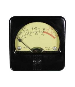635 VU Audio Analog Panel Meter