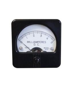 635 DC Analog Panel Meter