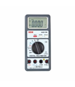 6400 DM Digital Multimeter