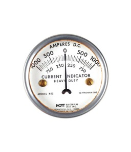 Hoyt 652 Induction Current Indicator