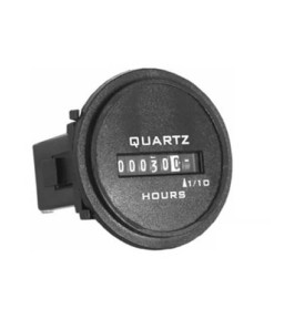 722 Analog Hour Meter Series - Round