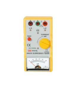 810 EL Analog ELCB Tester
