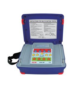 9000MF Multi-function Tester (Insulation & Earth Resistance)