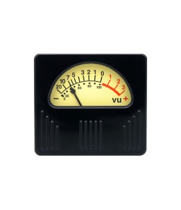Vintage Audio AL19R Series VU Analog Panel Meter
