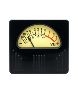 AL19R Vintage Audio Level Meter