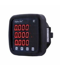 Alpha 20A+  ANSI MFM with Programmable Energy Format