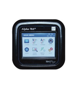 Alpha 70A+ Digital Multifunction Power Quality Monitor (Touch Screen)