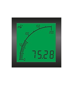 APM Custom Digital DC Shunt Panel Meter