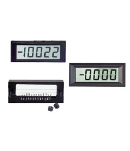 H4W Series LCD Digital Panel Meter