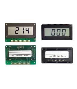 H5F/P Series LCD Digital Panel Meter