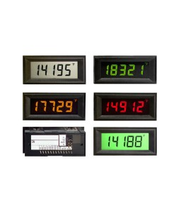 HDMO-7 Series LCD Digital Panel Meter