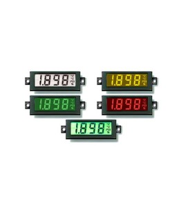 HLPI-3EW Series Loop Powered LCD Digital Panel Meter