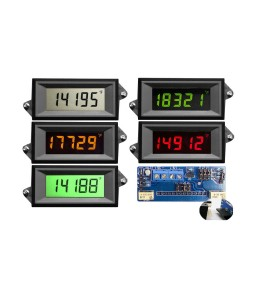 HLPI-4-XEC Series Loop Powered LCD Digital Panel Meter