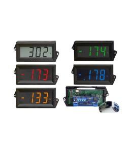 HLPI-800 Series Loop Powered LCD Digital Panel Meter