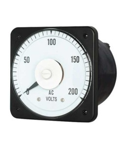 HLS-110 Analog AC/DC Volt Meter