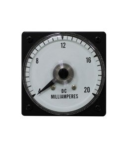 HLS-80 AC and DC Analog Meters