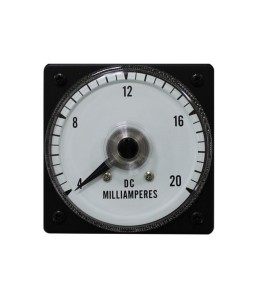 HLS-80 AC and DC Analog Meter