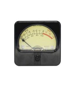 Hoyt Volume Unit (VU) Audio Analog Panel Meters