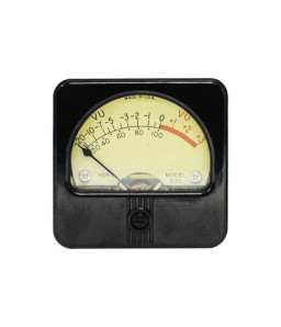 Hoyt  VU Audio Analog Panel Meter