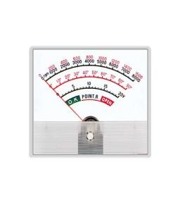 HST-118 AC/DC Rectified Analog Panel Meter