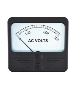 HST-120 AC/DC Analog Panel Meter