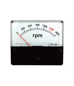 HST-670 AC/DC Analog Panel Meter