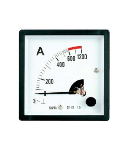 HST-72 AC/DC Analog Panel Meter