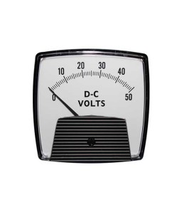 HST-90U AC/DC Analog Panel Meter