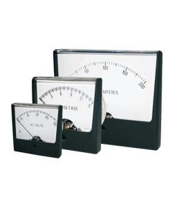 HV-312 AC or DC Analog Panel Meter