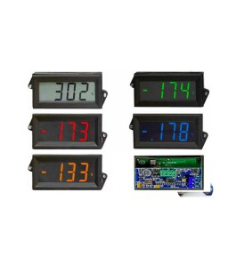 HVPI-24 Series Voltage Powered LCD Digital Panel Meter