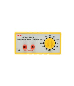 ITC8 Resistor Calibration Box